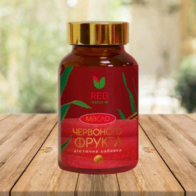 Dietary supplement Red Fruit Oil (120 g)