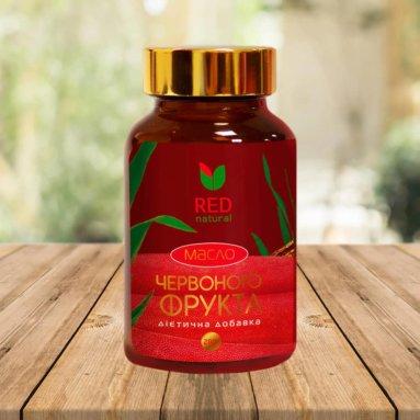 Dietary supplement Red Fruit Oil (200 g)